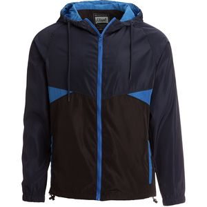 Beautiful Giant Hooded Pull-Over Windbreaker - Men's