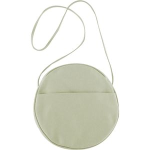 BAGGU Canvas Circle Purse - Women's