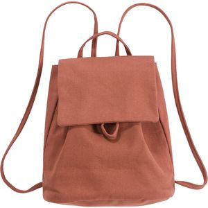 BAGGU Mini Canvas Backpack - Women's