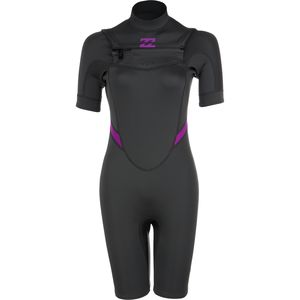 Billabong Synergy 2mm Chest-Zip Springsuit - Women's