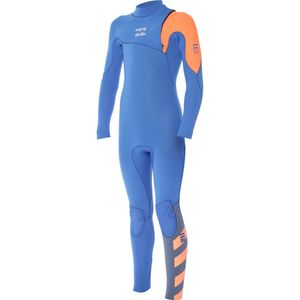 Billabong 4/3 Furnace Pro No-Zip Full Wetsuit - Boys'