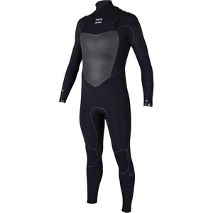 Billabong 4/3 Furnace Carb X Chest Zip Wetsuit - Men's