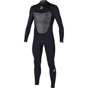 Billabong 302 Absolute Series Chest Zip Full Wetsuit - Men's