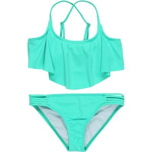 Billabong Sol Searcher Flutter Swimsuit - Girls'