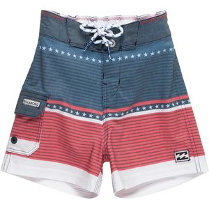 Billabong Spinner LT Print Board Short - Toddler Boys'