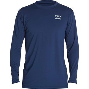 Billabong All Day Mesh Loose Fit Rashguard - Long-Sleeve - Men's
