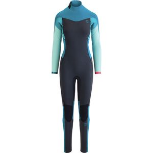 Billabong 403 Synergy 4/3 Back Zip Full Wetsuit - Women's