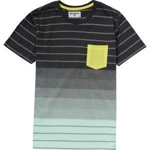Billabong Faderade Crew Shirt - Short-Sleeve - Boys'
