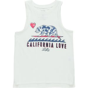 Billabong Cali Love & Stars Tank Top - Girls'