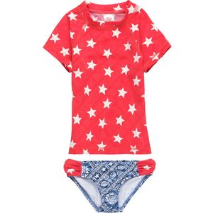 Billabong Starlight Rashguard - Toddler Girls'