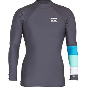 Billabong Momentum X Performance Fit Rashguard - Long Sleeve - Men's