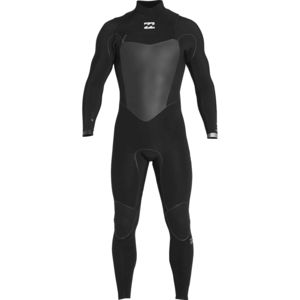Billabong 3/2 Furnace Carbon X Chest Zip Wetsuit - Men's