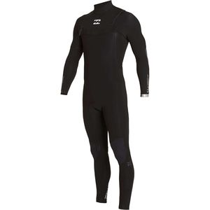 Billabong 4/3 Furnace Carbon Comp Chest Zip Wetsuit - Men's