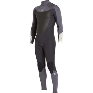 Billabong 4/3 Absolute Back Zip Full Wetsuit - Men's
