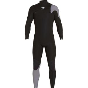 Billabong 3/2 Furnace Comp Chest Zip Full Wetsuit - Men's