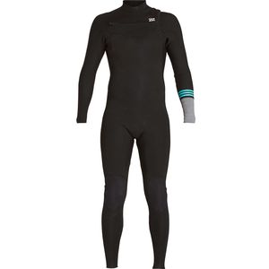 Billabong 3/2 Revolution Tri-Bong Chest Zip Full Wetsuit - Men's