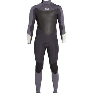 Billabong 3/2 Absolute Back Zip Full Wetsuit - Men's