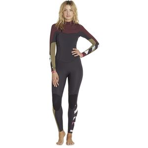Billabong 3/2 Salty Dayz Chest-Zip Wetsuit - Women's