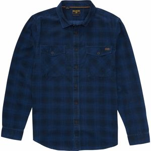 Billabong Grover Long-Sleeve Flannel Shirt - Men's