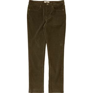 Billabong Outsider Corduroy Pant - Men's