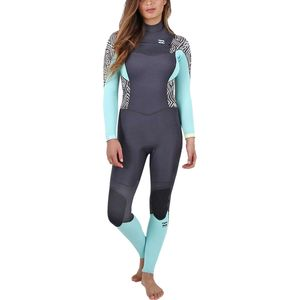 Billabong 3/2 Synergy Chest Zip Wetsuit - Women's