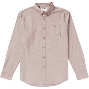 Billabong All Day Oxford Long-Sleeve Shirt - Men's
