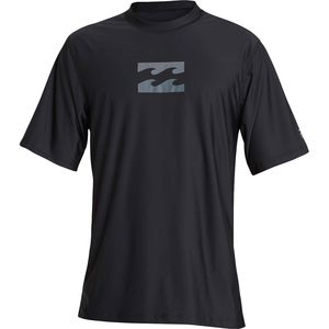 Billabong All Day Wave LF Short-Sleeve Rashguard - Men's