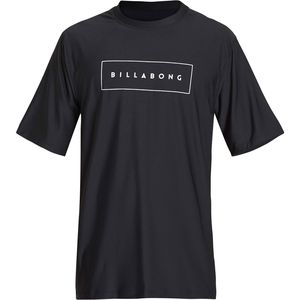 Billabong United LF Short-Sleeve Rashguard - Men's