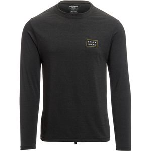 Billabong Die Cut Loose Fit Long-Sleeve Rashguard - Men's