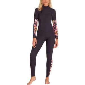 Billabong 4/3 Salty Dayz Chest-Zip Full Wetsuit - Women's