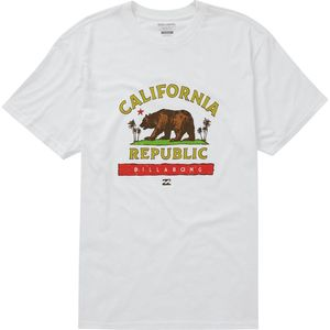 Billabong Cali Bear Short-Sleeve T-Shirt - Boys'