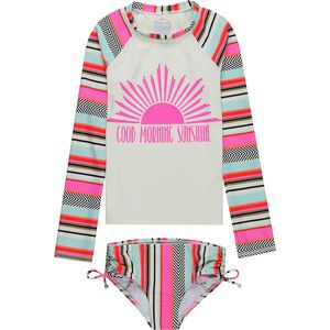 Billabong Like That Long-Sleeve Rashguard Set - Girls'
