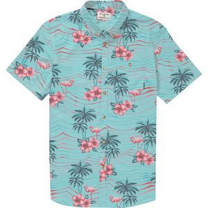Billabong Sundays Floral Short-Sleeve Shirt - Men's