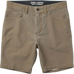 Billabong Outsider X Surf Corduroy Short - Men's