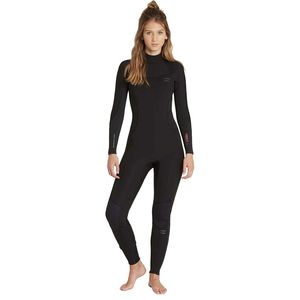 Billabong 4/3 Furnace Synergy Back-Zip Full Wetsuit - Women's