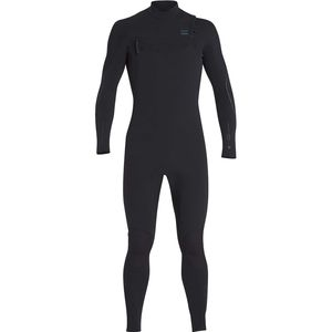 Billabong 3/2 Furnace Carbon Comp Chest Zip Full Wetsuit - Men's