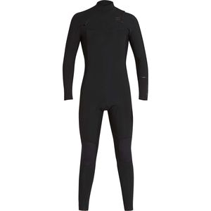 Billabong 4/3 Furnace Revolution Chest Zip Full Wetsuit - Men's
