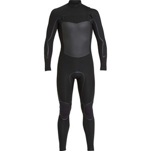 Billabong 4/3mm Furnace Absolute X Chest Zip GBS Full Wetsuit - Men's