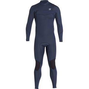 Billabong 3/2mm Furnace Absolute Chest Zip Full Wetsuit - Men's