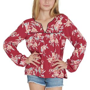 Billabong Far Off Adventures Long-Sleeve Top - Girls'
