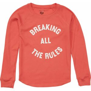 Billabong Rule Breaker Long-Sleeve Top - Girls'