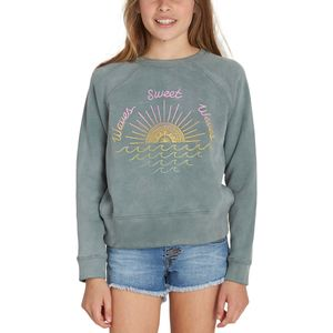 Billabong Whole Heart Pullover Sweatshirt - Girls'
