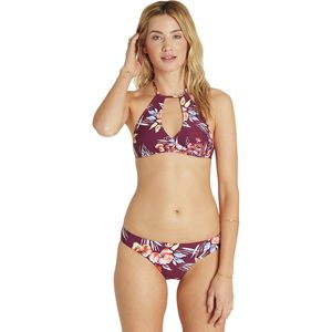 Billabong Float On By Hi Neck Bikini Top - Women's
