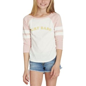Billabong Surf Babe Long-Sleeve Top - Girls'