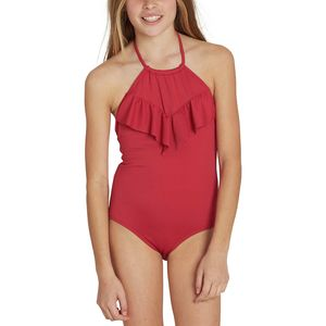 Billabong Sol Searcher One-Piece Swimsuit - Girls'