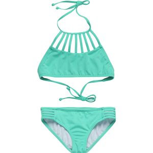 Billabong Sol Searcher High Neck Bikini Set - Girls'