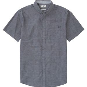 Billabong All Day Chambray Short-Sleeve Top - Little Boys'