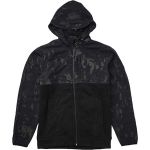 Billabong Boundary Multicam Full-Zip Fleece Jacket - Men's