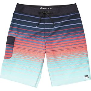 Billabong All Day Stripe Pro Board Short - Boys'