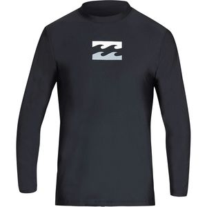 Billabong All Day Wave LF Long-Sleeve Rashguard - Boys'